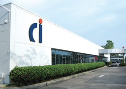 Chiyoda integre logo